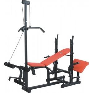 ACRA Posilovací lavice s kladkou WB3500 - Výprodej !