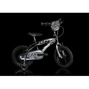 """Dino BMX 165XC černá 16"""" 2014 dětské kolo"""