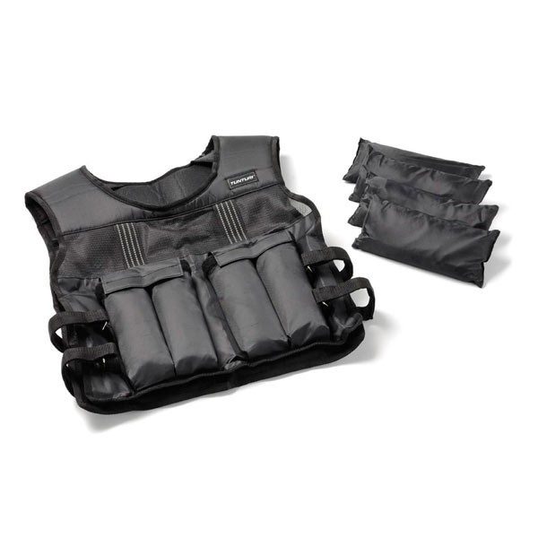 Tunturi Class Weightlifting Jacket - zátěžová vesta