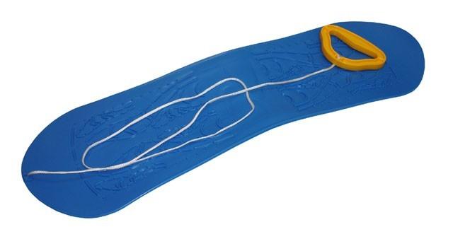 Acra snowboard dětský plastový 05-A2033 - modrý