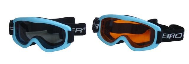 BROTHER B132-M lyžařské brýle DĚTSKÉ - modré