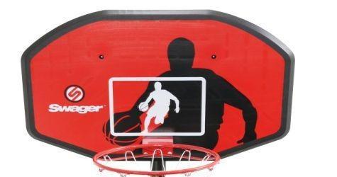 Panel na basket+koš+síťka