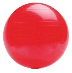 Gymnastický míč PLATINIUM Classic 45 červená