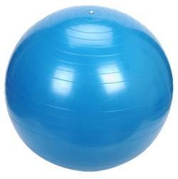Gymnastický míč PLATINIUM Classic 45 modrá