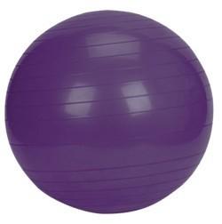 Gymnastický míč PLATINIUM Classic 75 fialová