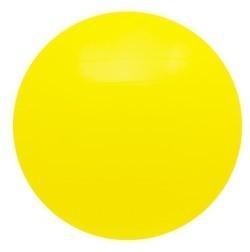 Gymnastický míč PLATINIUM Classic 75 žlutá