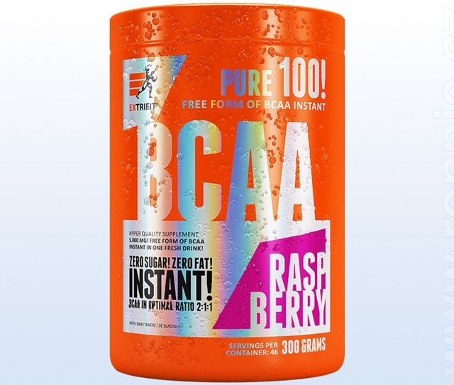 Extrifit BCAA Instant 300g Apple