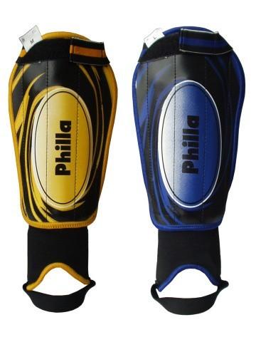 ACRA F1169-XL Fotbalové chrániče holení