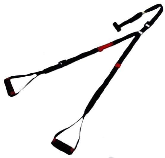 Multi gym trainer ZAVĚS TRX 109F SEDCO červeno/černý