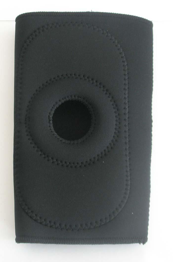 Bandáž koleno - neopren 786-1 černá L