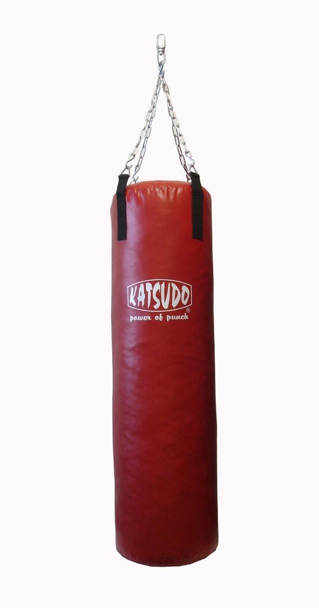 ACRA Boxovací pytel 1,50 m, červený