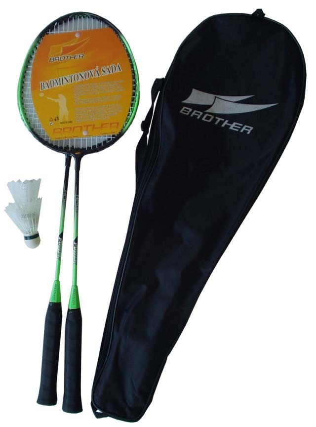 BROTHER GBR104 Badmintonová sada