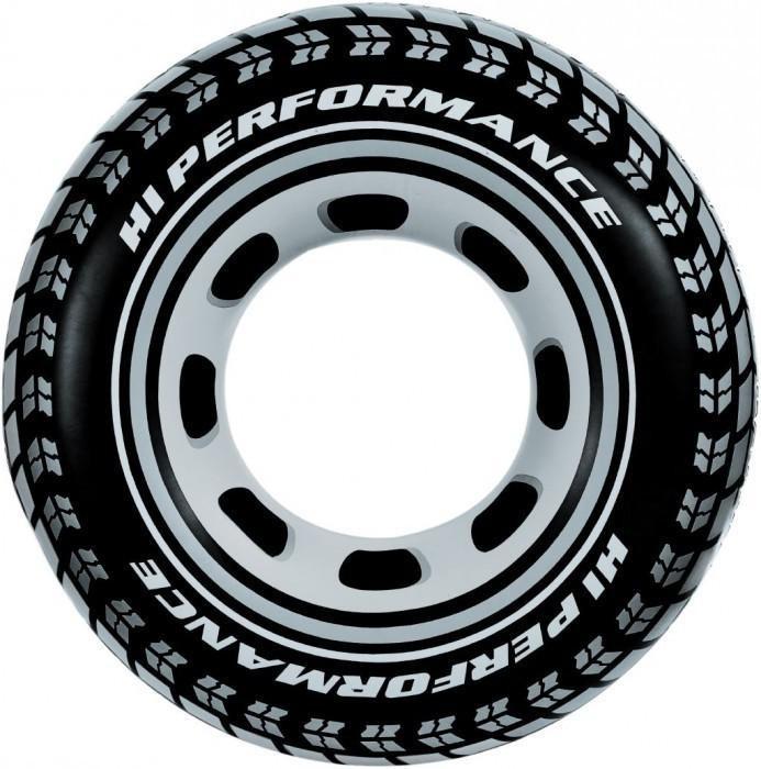 Nafukovací kruh pneumatika Intex 56268 průměr 114 cm