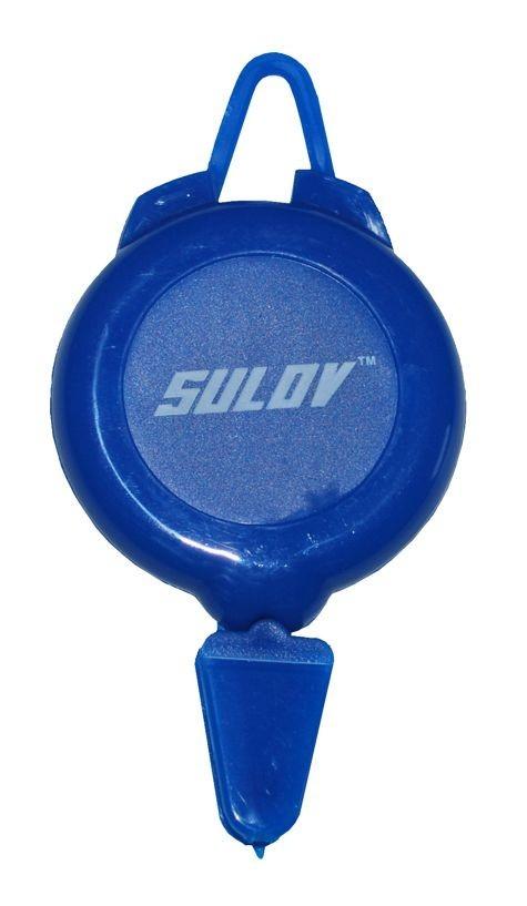 Držák na skipas SULOV, modrý