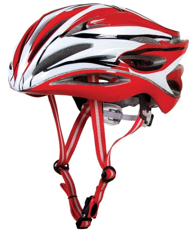 Cyklo helma SULOV AERO, vel. M, červená