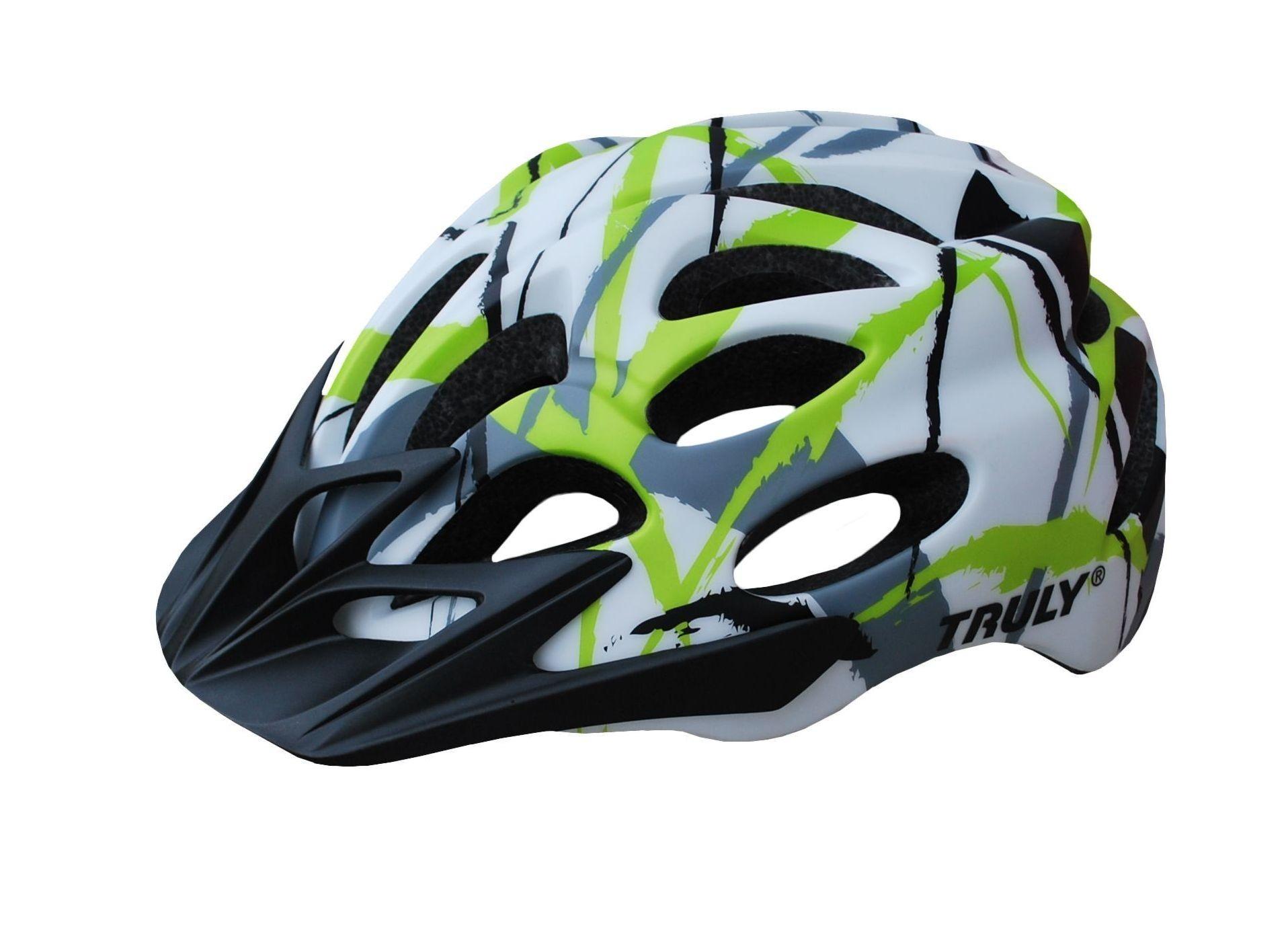 Cyklo helma TRULY FREEDOM WOMAN, vel. M