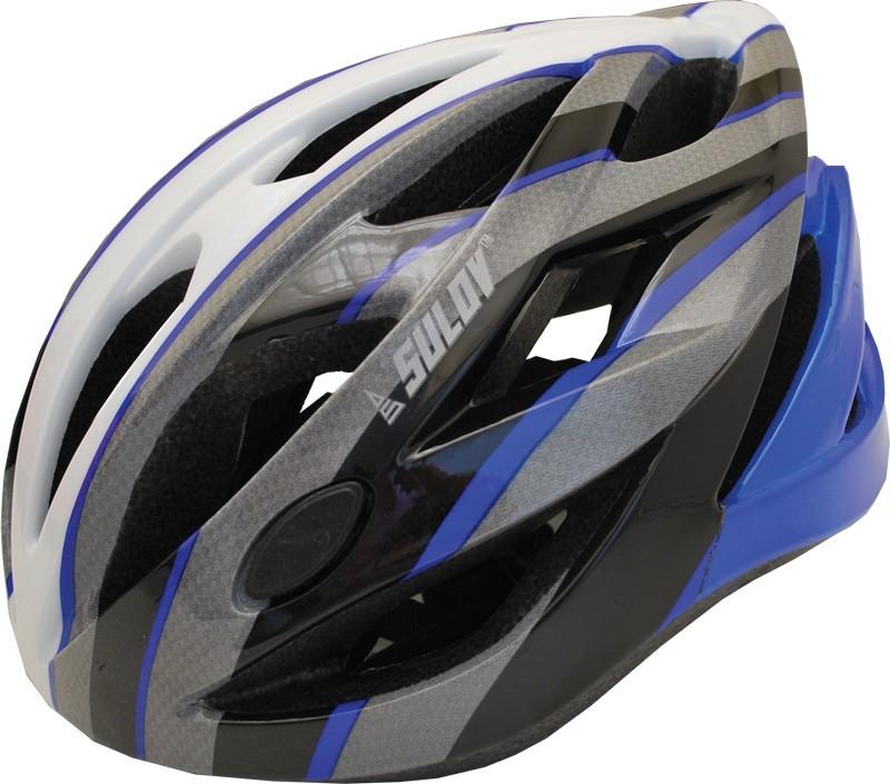 Cyklo helma SULOV RAPID, vel. M, modrá