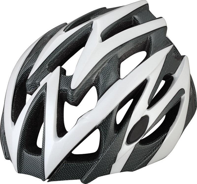 Cyklo helma SULOV ULTRA, vel. L, bílá
