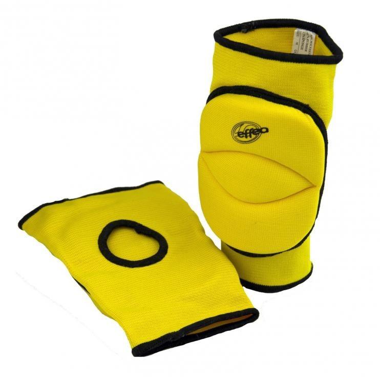 Chrániče kolen EFFEA 6644 JR žluté