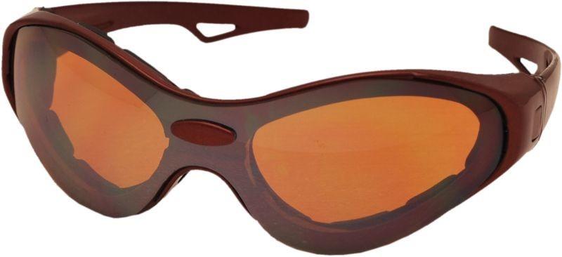 Zimní sportovní brýle TT-BLADE MULTI, metalická červená