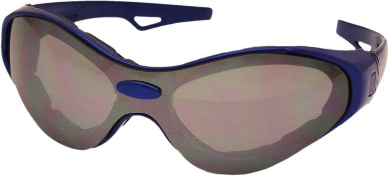 Zimní sportovní brýle TT-BLADE MULTI, metalická modrá