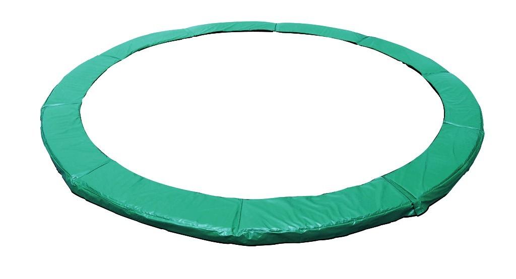 Kryt pružin na trampolínu 305 cm - zelený