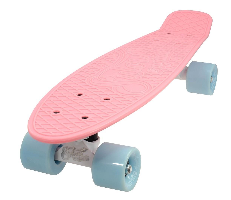 """Penny board 22"""" SULOV PASTEL růžovo-modrý"""