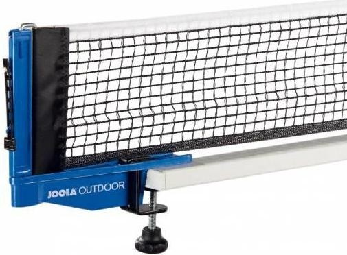 Držák síťky + síťka na stolní tenis JOOLA OUTDOOR