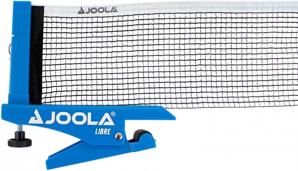 Držák síťky + síťka na stolní tenis JOOLA LIBRE Outdoor