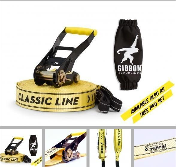 Slackline GIBBON Classic Line XL