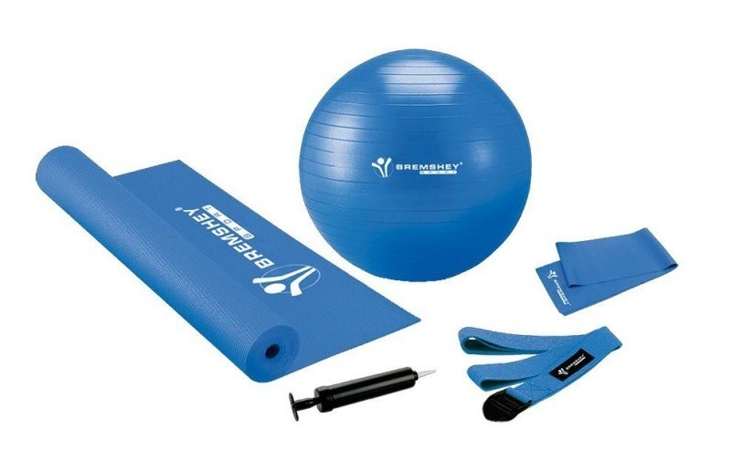 Bremshey Pilates and Fitness Set - Sada na pilates
