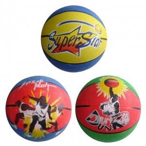 Basketbalový míč s potiskem Acra 04-G2104N