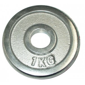 ACRA CWCH1-25 Kotouč chrom 1kg - 25 mm