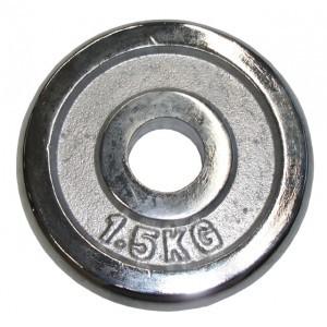 ACRA chrom 1,5kg - 25mm